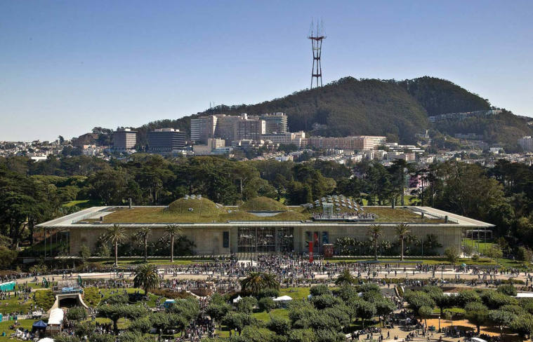 San Francisco Educational Architecture