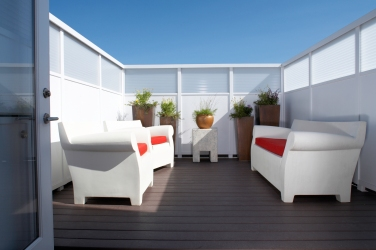 San Francisco Rooftop Deck Architecture