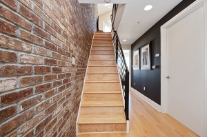 San Francisco Stairwell Remodel Architecture