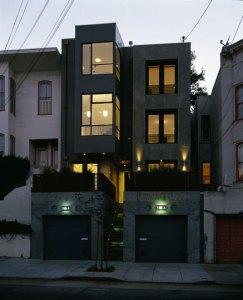 San Francisco Custom Home Architecture