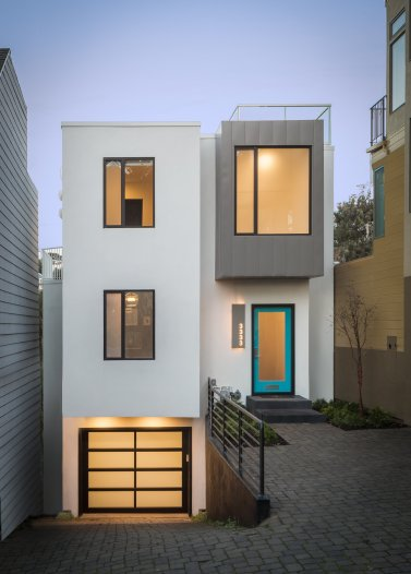 San Francisco Home Remodel Architecture