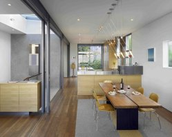 San Francisco Dining-Kitchen Architecture