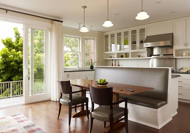 San Francisco Kitchen-Dinette Remodel Architecture