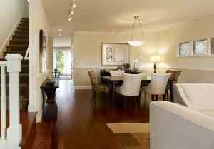 San Francisco Formal Dining Remodel Architecture