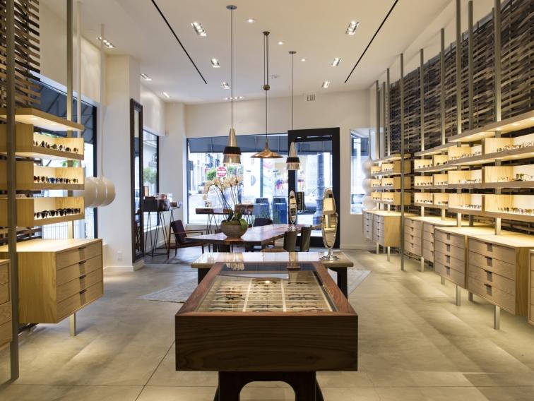 Retail Architecture by Marmol Radziner
