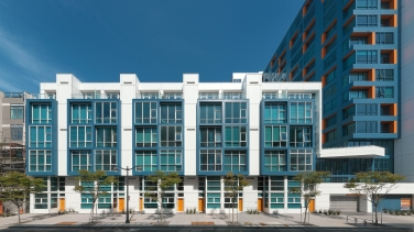 San Francisco Green Multi-Family Architecture