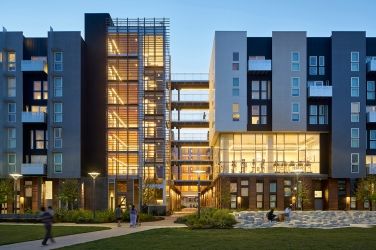 San Francisco Architects: A multi-family housing complex designed by David Baker Architects