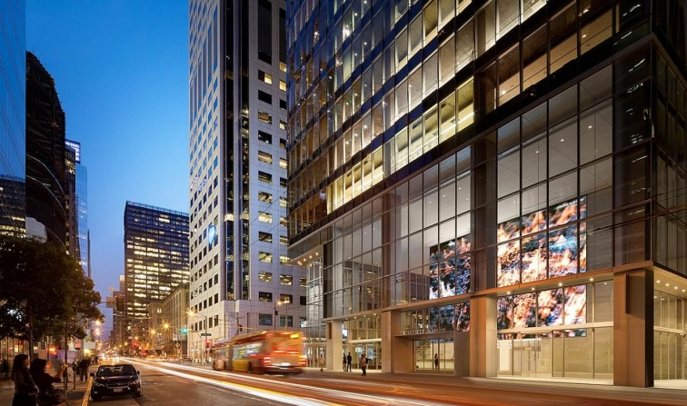 San Francisco Green Commercial Architecture