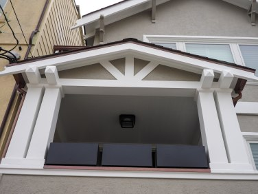 San Francisco Patio Design