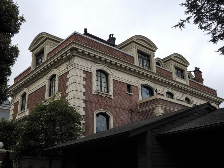 San Francisco Upper Levels Architecture