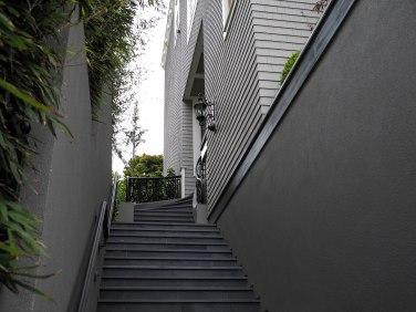 San Francisco Stairway Design