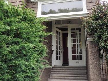 San Francisco Doorway Design
