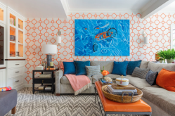 San Francisco Living Room Deign