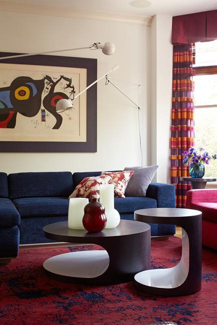 San Francisco Living Room Design