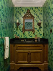 San Francisco Washroom Design