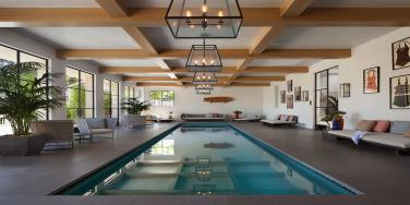 San Francisco Indoor Pool Design