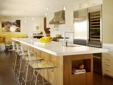 San Francisco Kitchen-Dining Area Design
