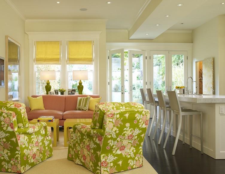 San Francisco Dinette-Living Area Design