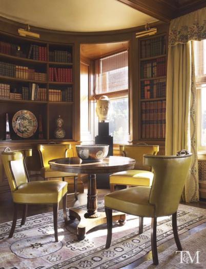 San Francisco Living Room Interior Design